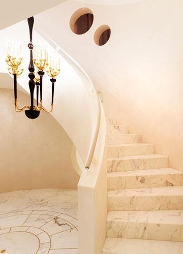 Pisos e Escadas